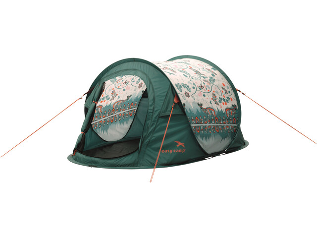 Easy Camp Daybreak - Tente - vert/Multicolore